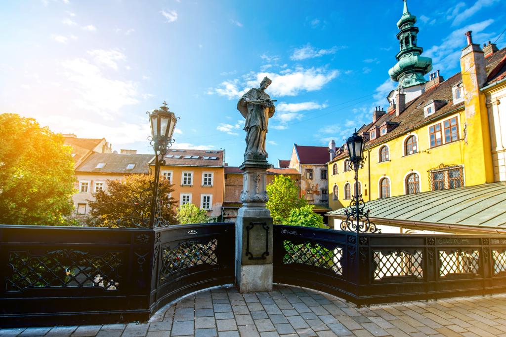 La gran ruta de eslovaquia uno de los secretos mejor for Oficina turismo budapest