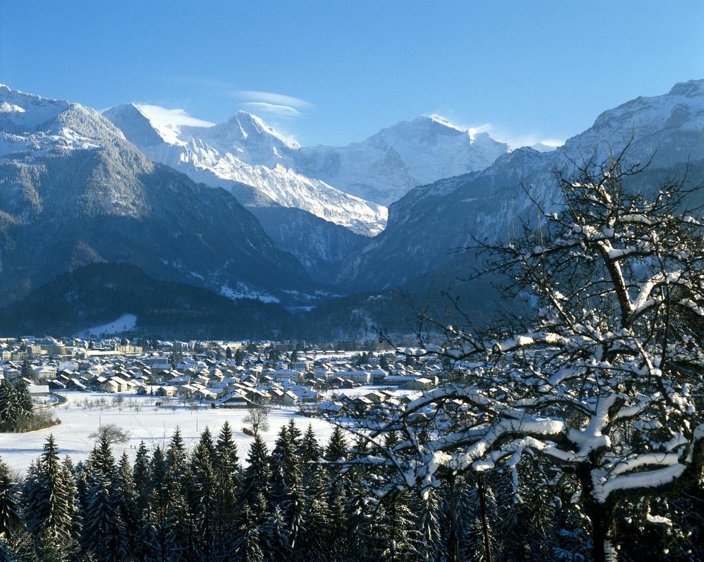 Jungfrau Ski Region - Top of Europe