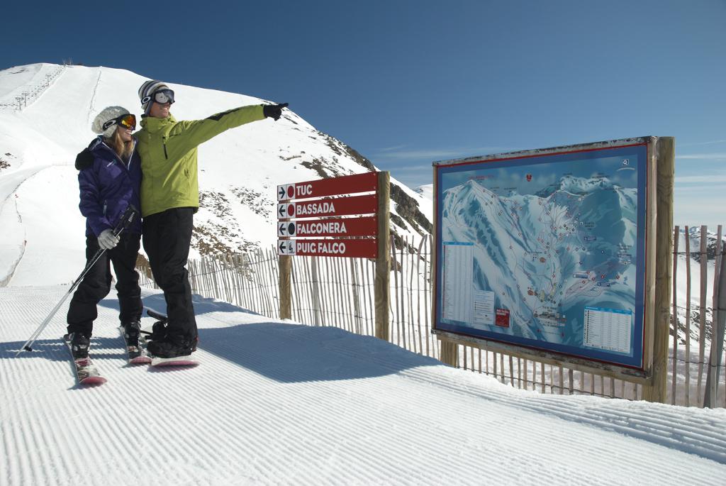 Escapada de esqu a bo ta ll 4 d as de esqu en las pistas m s altas de los pirineos - Apartamentos boi taull resort ...