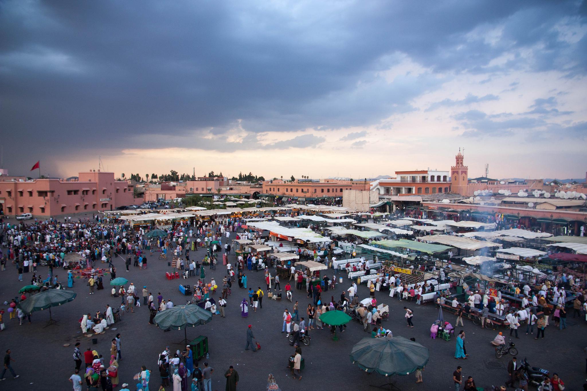 Gran ruta de marruecos descubre con tu coche de alquiler for Oficina de turismo de marruecos