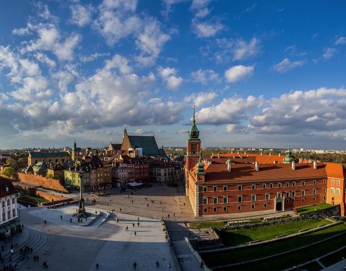 Impresiones del norte de polonia las ciudades con m s for Oficina turismo polonia