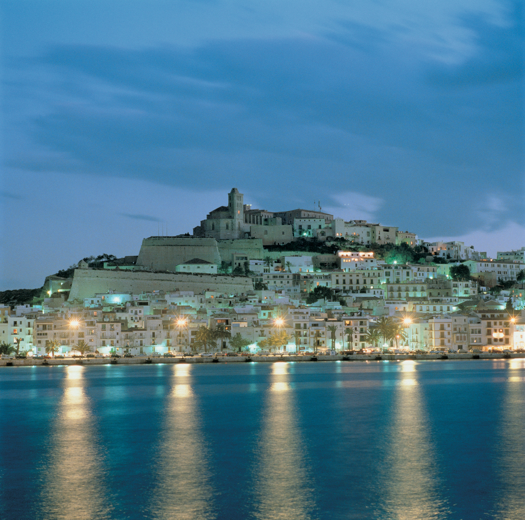 how to get from mallorca to ibiza