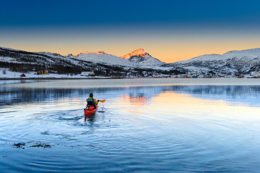 Auroras boreales en la laponia noruega experiencias for Oficina de turismo de noruega