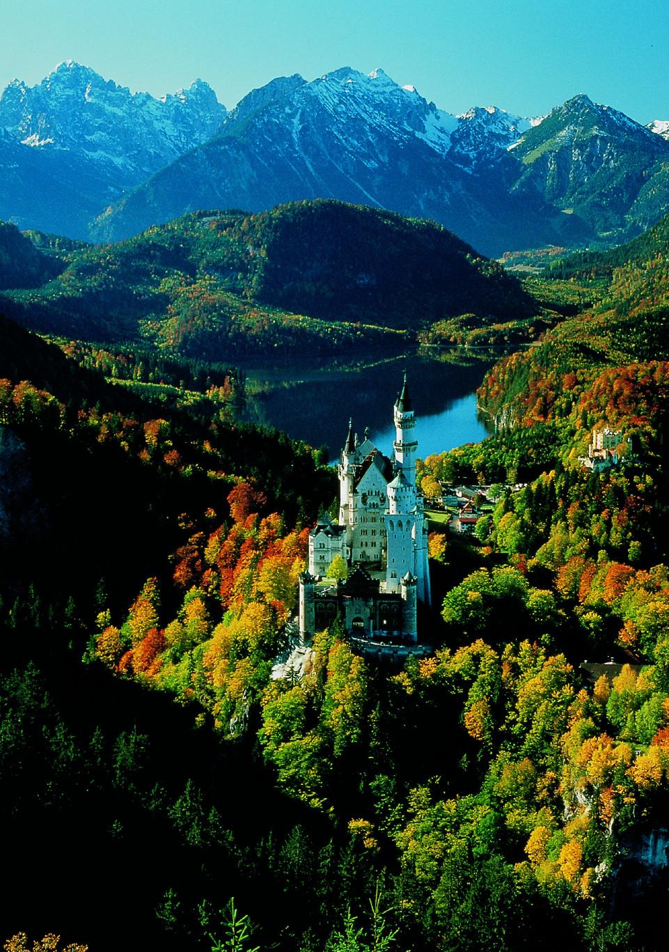 Upper Bavaria A Charming Region In The German Alps