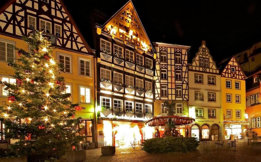 Mercados de navidad en la alemania rom ntica vive de la - Navidades en alemania ...