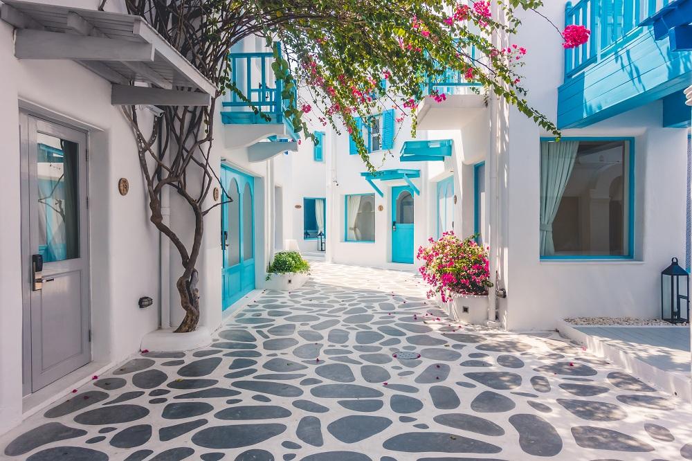 Vacaciones en santorini disfruta de la esencia del for Oficina de turismo de grecia